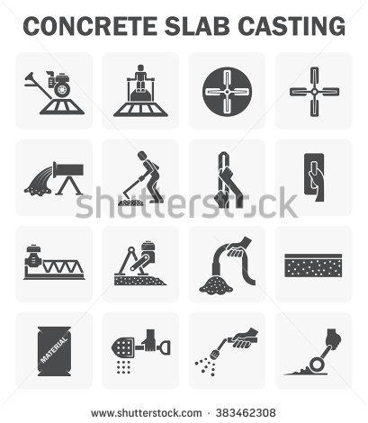 Concrete Stock Photos, Royalty.