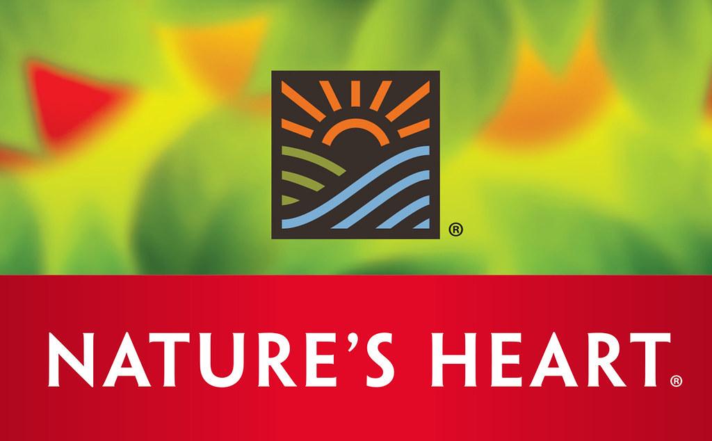 Terrafertil Nature\'s Heart logo.