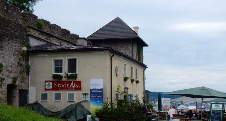 Hostel Review: Stadtalm Naturfreundehaus.