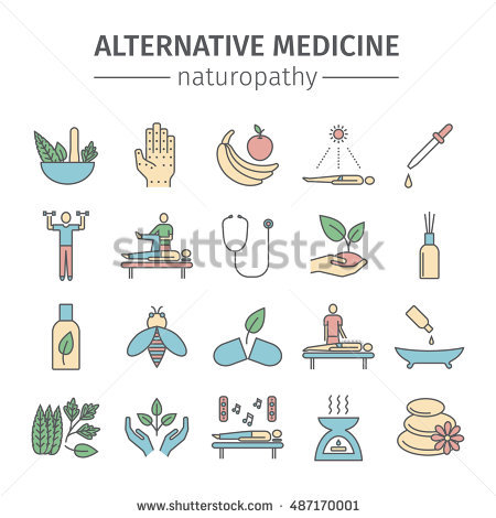 Naturopathy Stock Photos, Royalty.