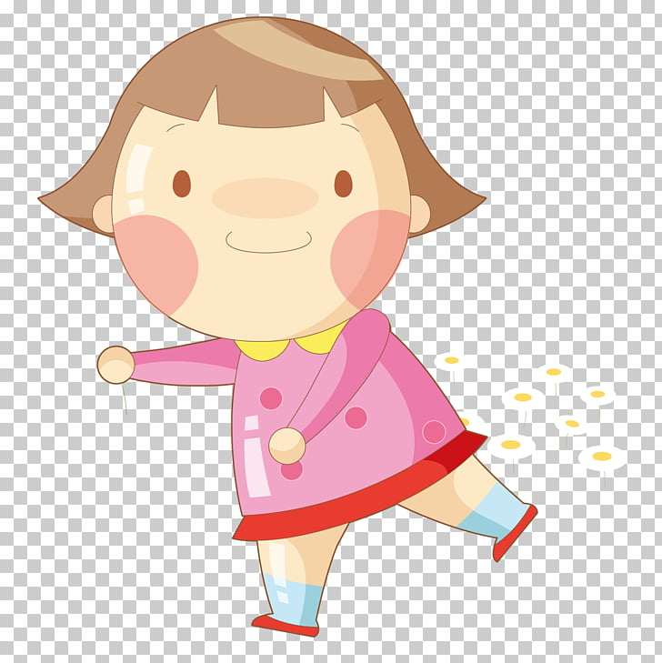 Poster Child Illustration, Naughty baby PNG clipart.