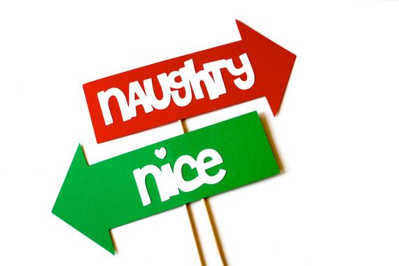 Naughty or nice clipart 3 » Clipart Station.