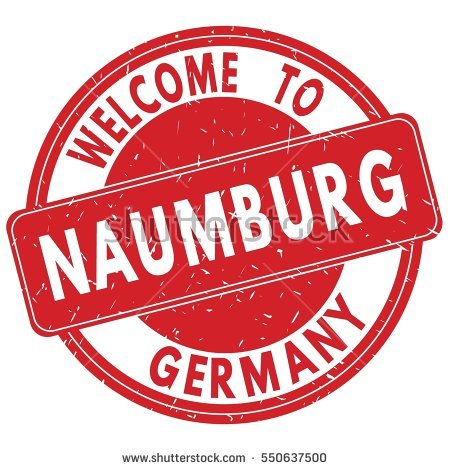 Naumburg Stock Photos, Royalty.