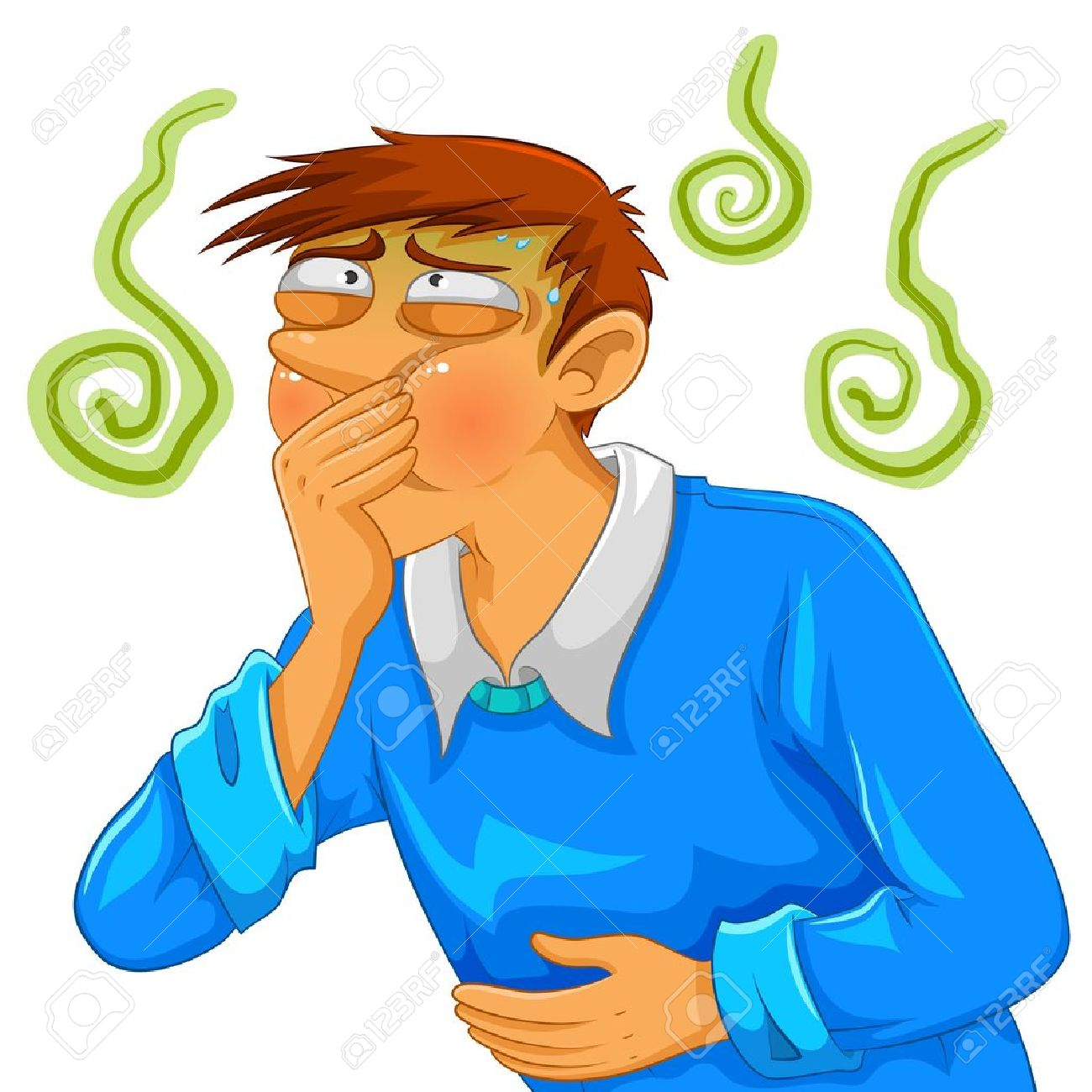 Nausea and vomiting clipart 7 » Clipart Station.