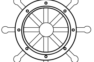 Nautical clipart black and white 1 » Clipart Station.