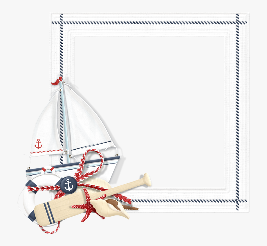 Nautical Frame Png.