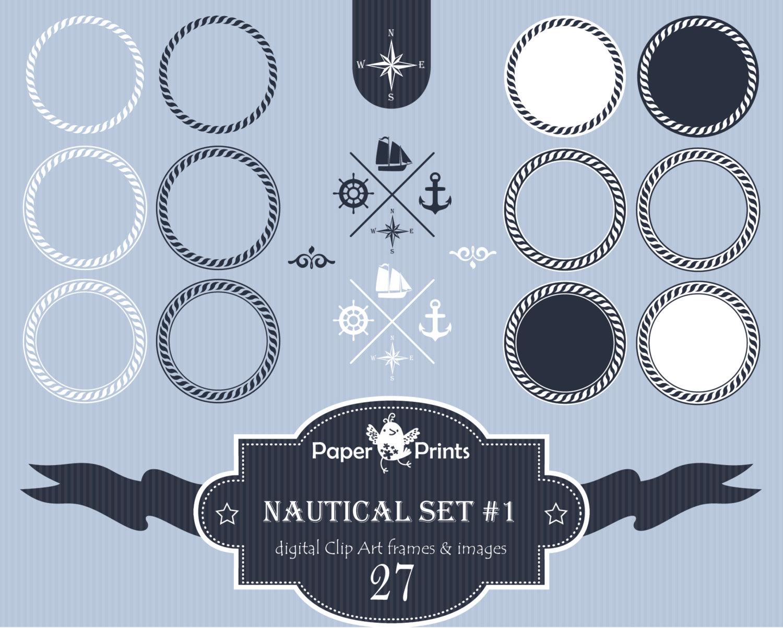 27 PNG nautical frames nautical nautical clipart nautical.