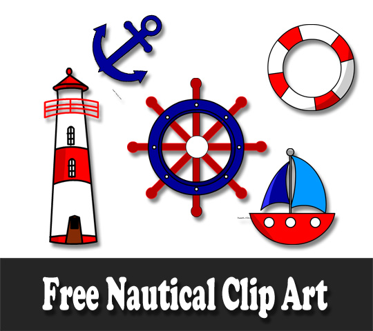 Free clipart nautical 7 » Clipart Station.
