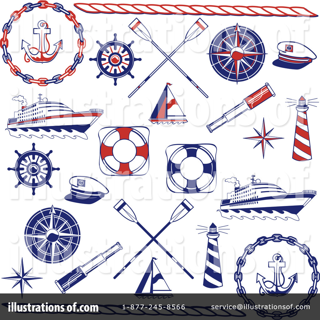 Nautical Clipart #72042.