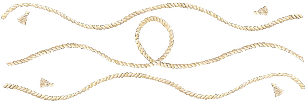 Free Rope Border Png, Download Free Clip Art, Free Clip Art.