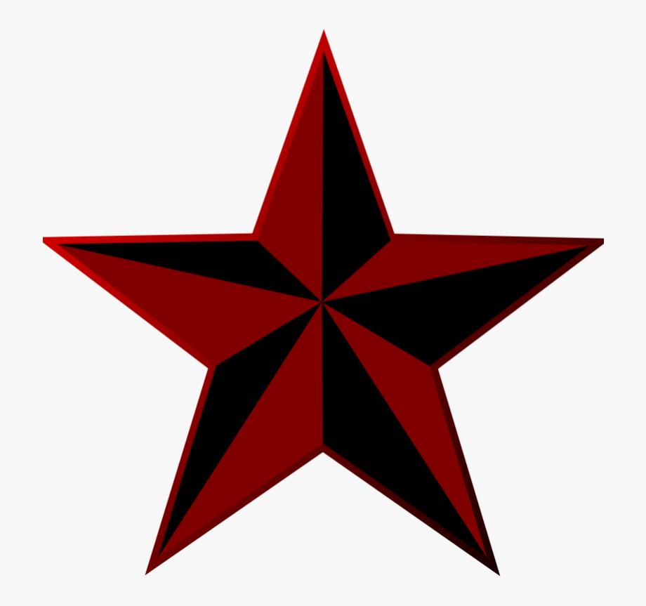 Nautical Star Clip Art.