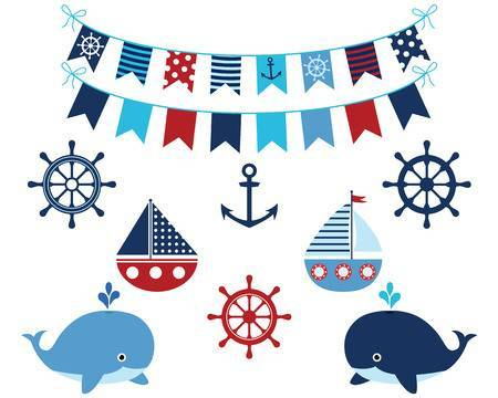 Nautical theme clipart » Clipart Portal.