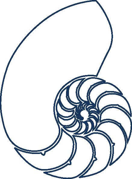 Nautilus Clipart.