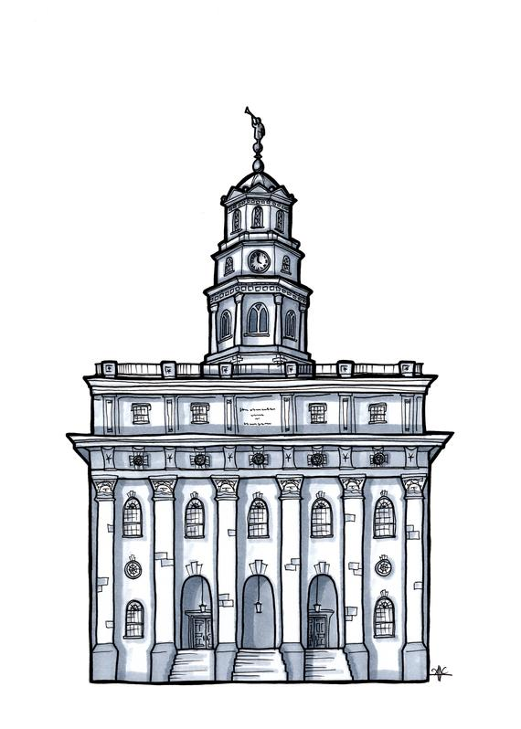 Collection of Nauvoo clipart.
