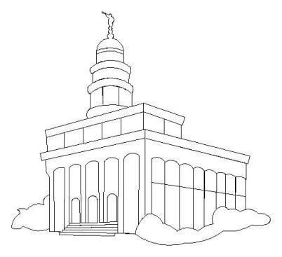Nauvoo Illinois Temple.