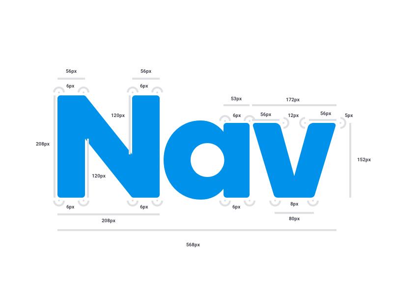 Nav / Projects / Nav Brand.