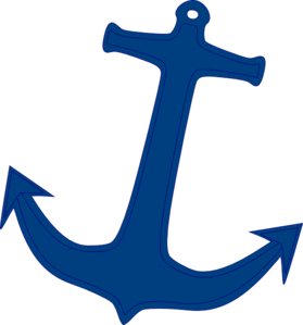 Navy Anchor Clipart.