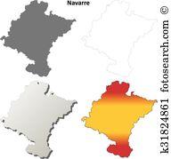 Navarra Clip Art EPS Images. 11 navarra clipart vector.