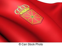Flag of navarra spain Illustrations and Clip Art. 21 Flag of.