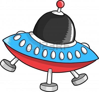 Clipart Spaceship.