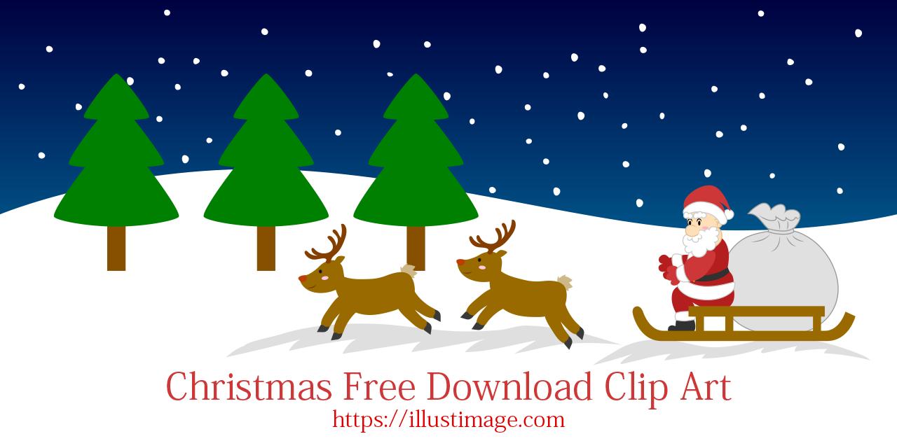 Tarjetas de Navidad gratis e imágenes de dibujos animados.