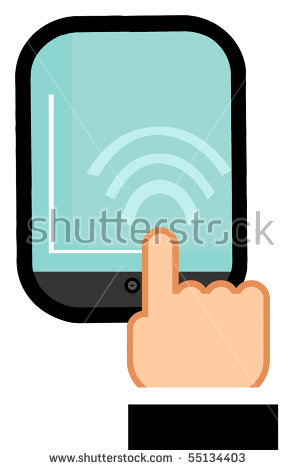 Touch Pad Concept Stock Photos, Royalty.