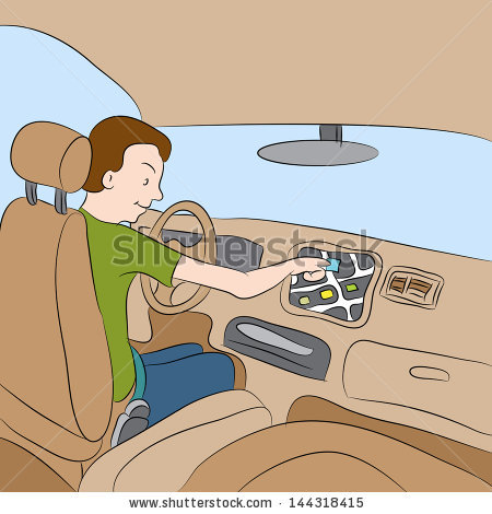 Gps Vehicle Navigation System Stock Photos, Royalty.