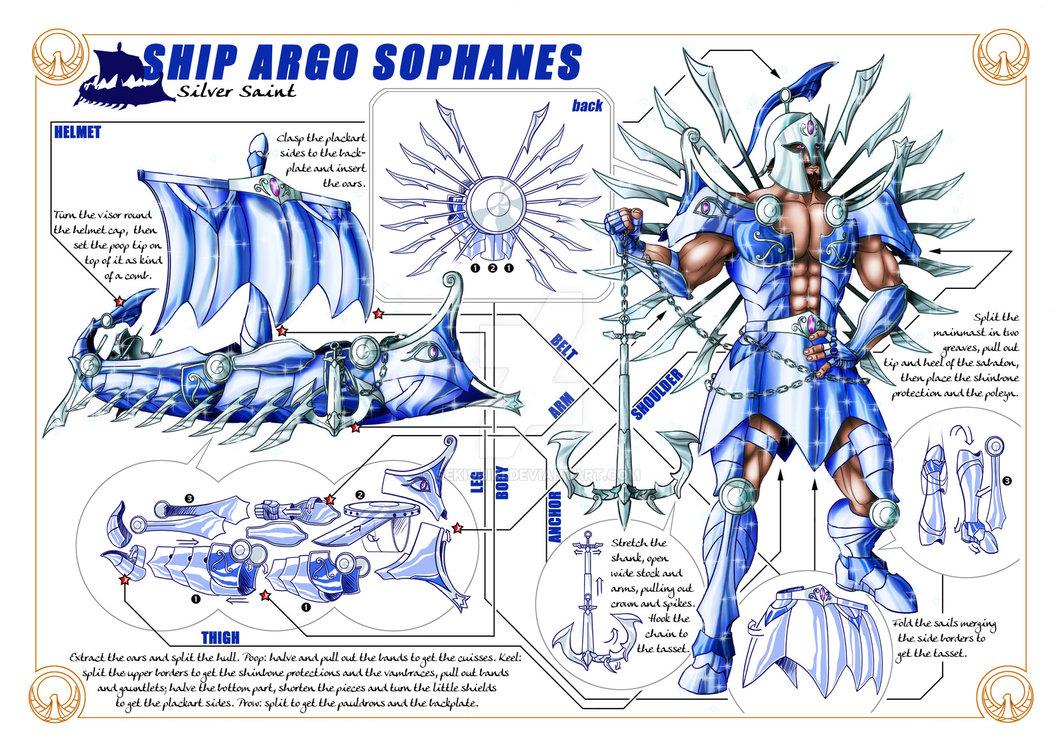 Argo Navis Sophanes.
