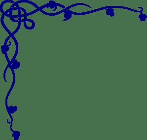 Navy blue border clipart 2 » Clipart Portal.