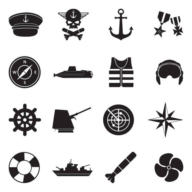 Navy Seals Illustrations, Royalty.
