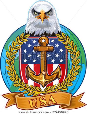 Us Navy Stock Vectors, Images & Vector Art.