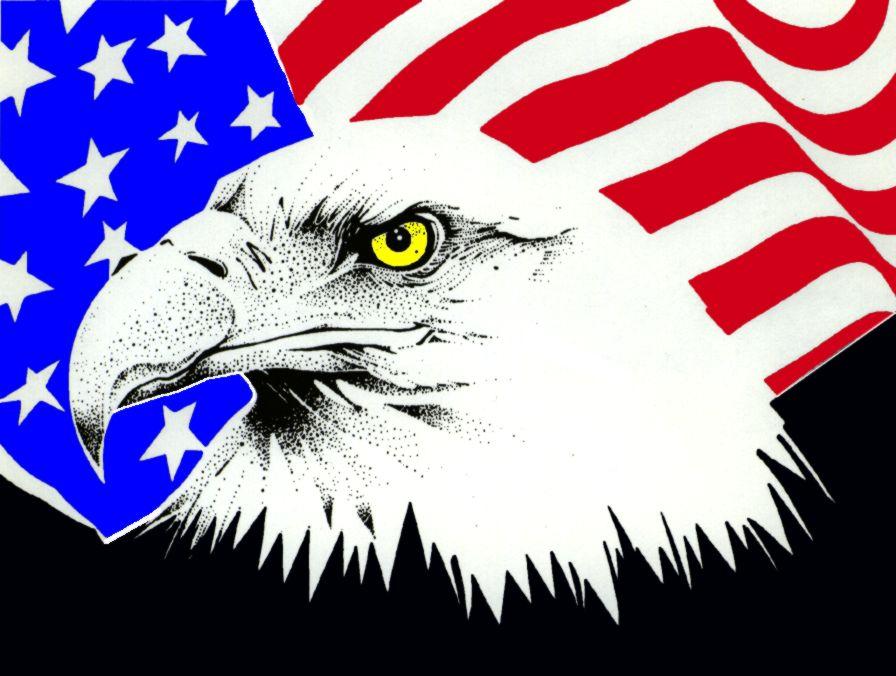 Navy Eagle Clipart.
