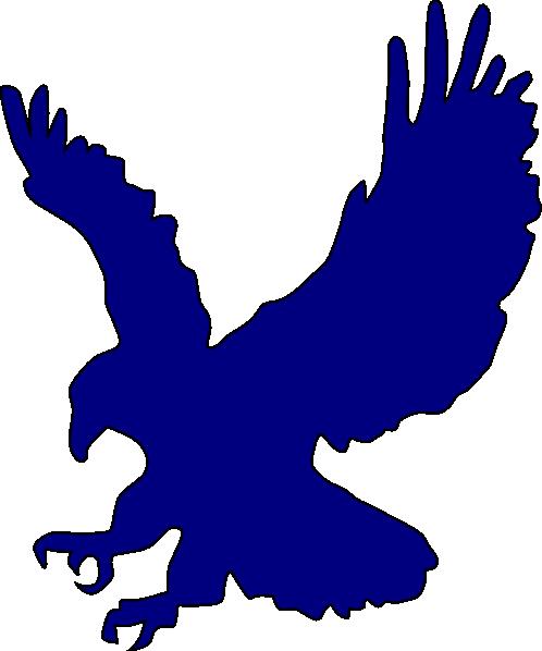 Navy Eagle Clip Art at Clker.com.