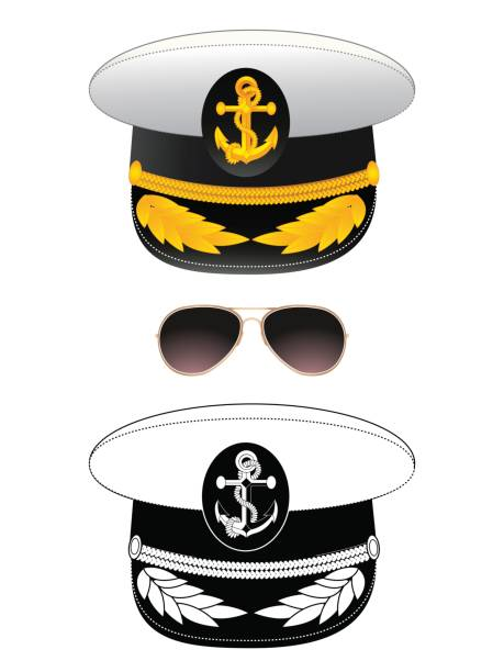 Best Navy Hat Illustrations, Royalty.