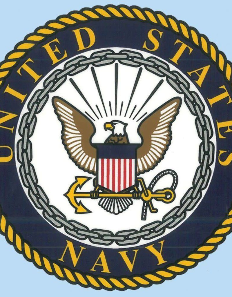 United States Navy Decal.