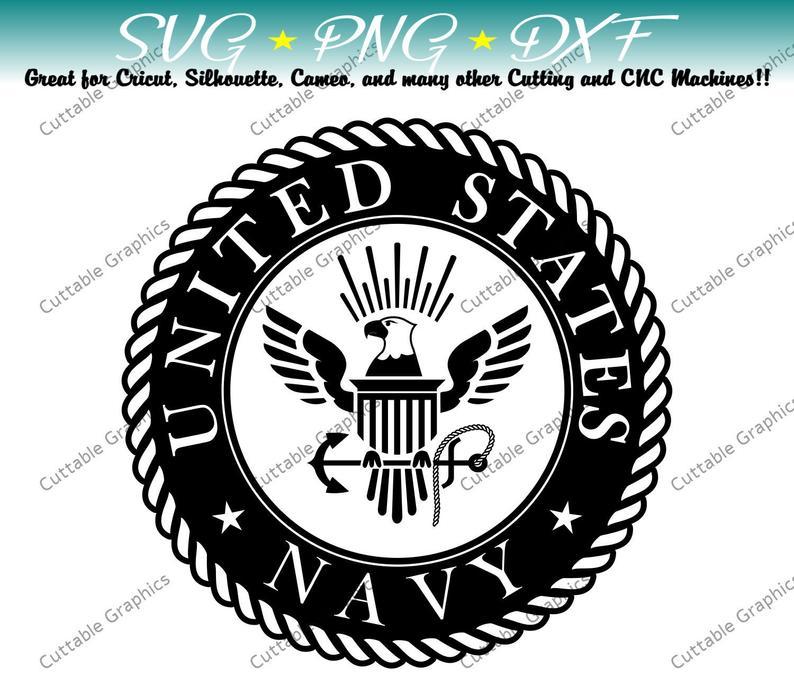 U.S. Navy Logo.