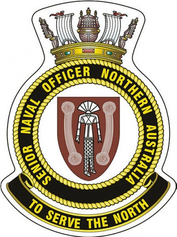Senior Naval Officer Northern Australia, Royal Australian.