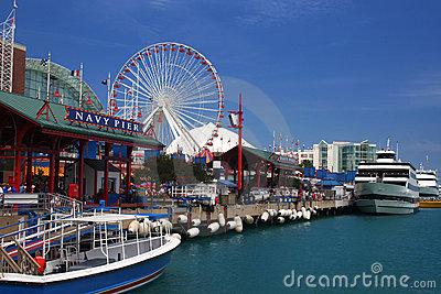 Navy Pier Clipart.