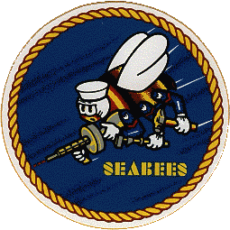 Seabees in World War II.