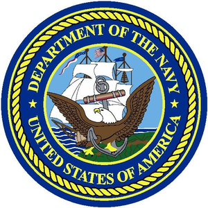Department Of The Navy Seal Clipart.