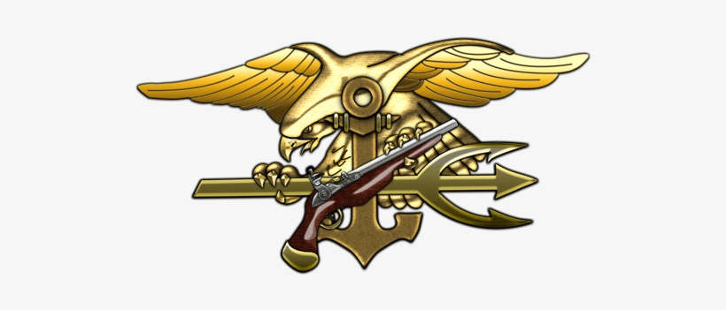 Us Navy Seals Emblem.