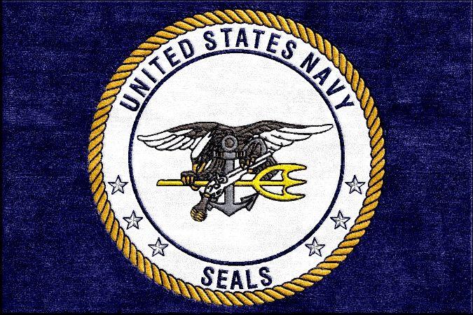 Buy US Navy Seal Logo Rug Online.