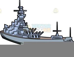 Navy Ship Clipart.