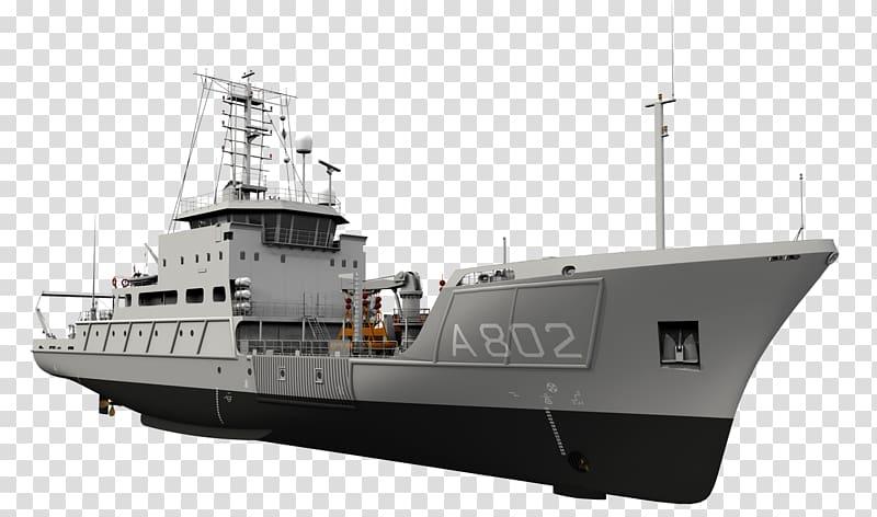Ship Survey vessel Navy , Ship transparent background PNG.