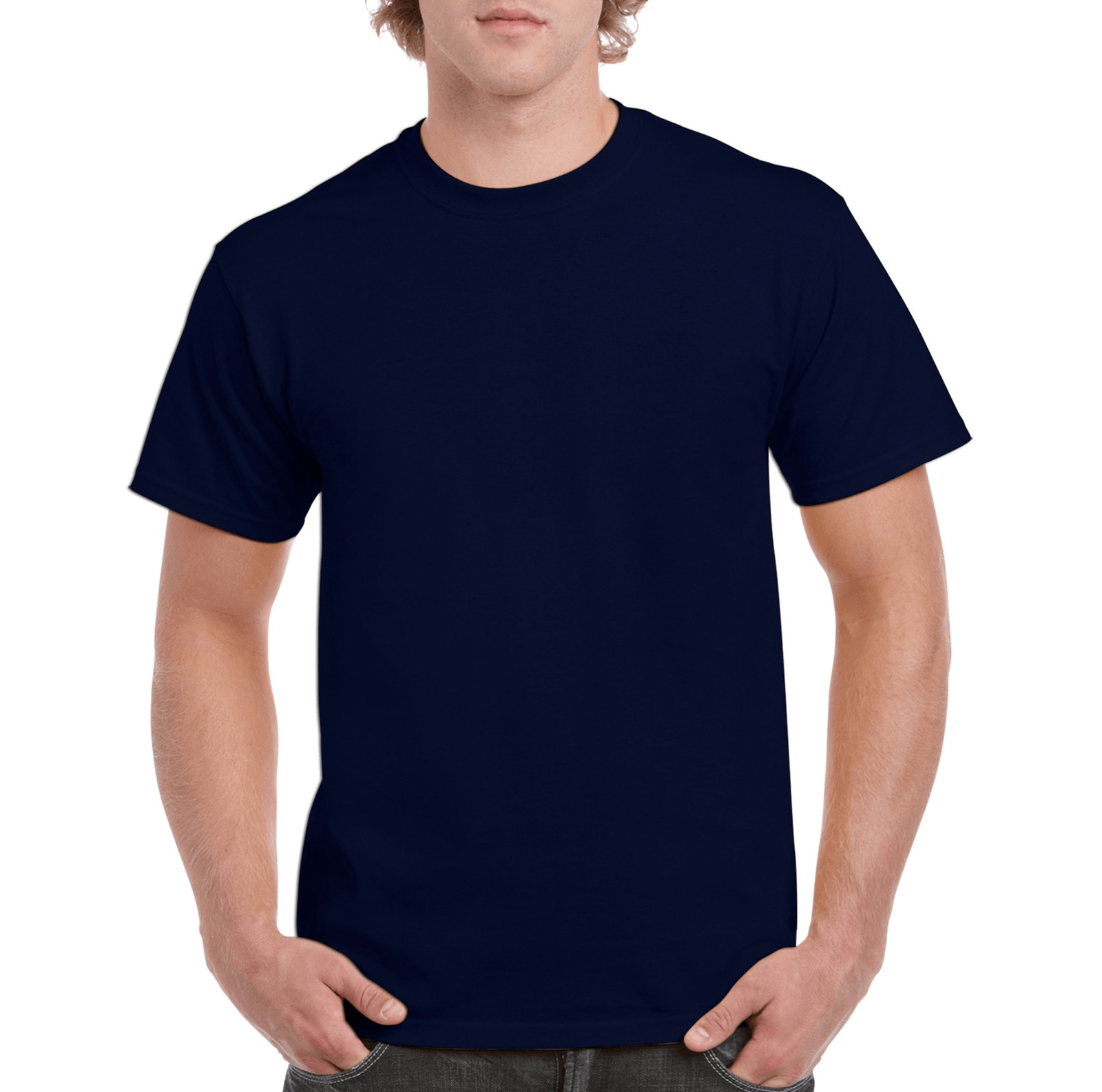Plain Short Sleeve T.