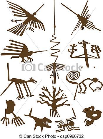 Nazca Illustrations and Clip Art. 20 Nazca royalty free.
