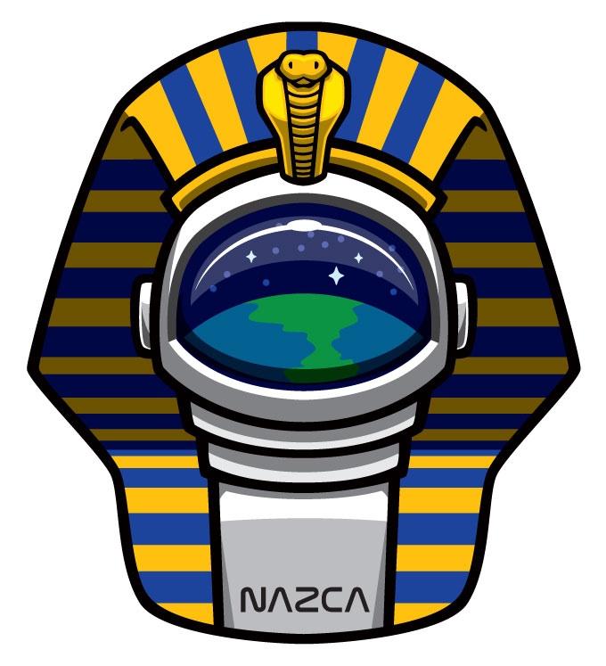 Ancient Astronaut Mission Patches.