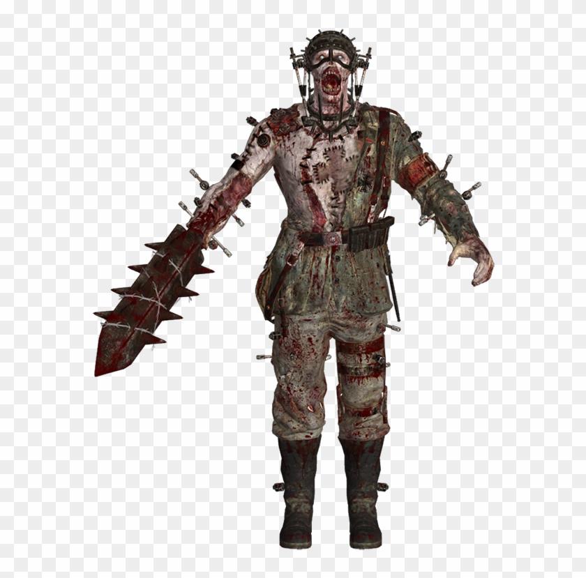 Cod Ww2 Nazi Zombies Png.