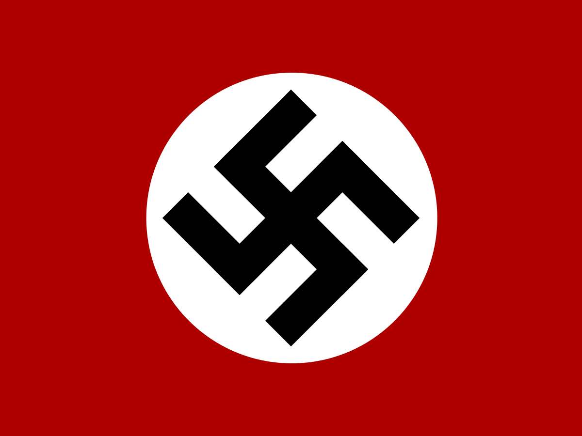 Picture Of Nazi Flag.
