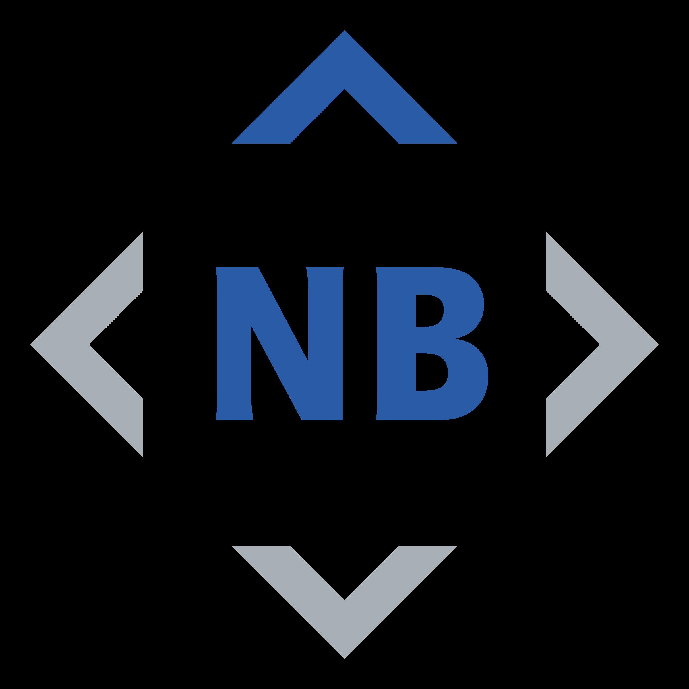 NB Logo PNG Transparent & SVG Vector.